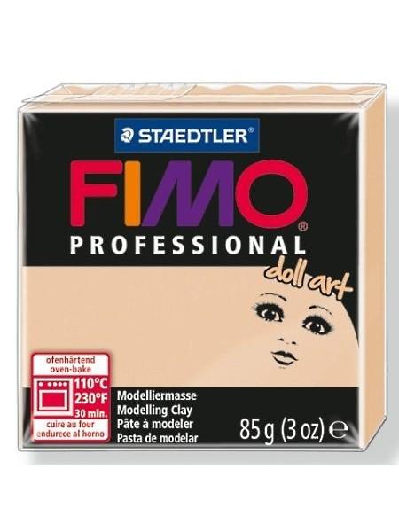Полимерная глина FIMO professional doll art 85гр(Германия)-непрозрачный песочный