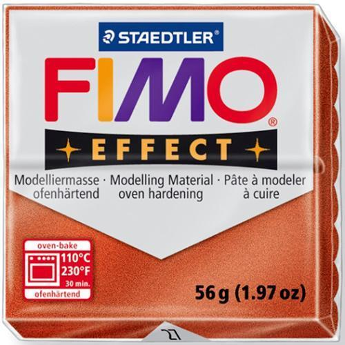 Полимерная глина FIMO effect,57гр,бронза