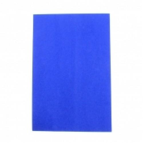 Фоамиран 2мм,Синий, цена за 1 лист