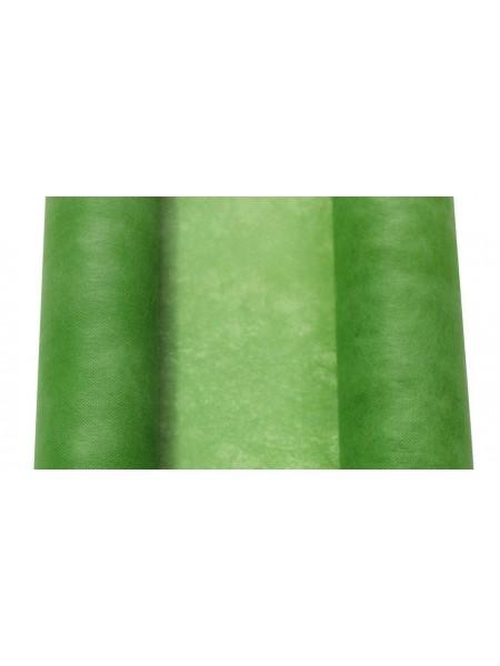 Фетр  флористический зелёный, цена за 1 метр