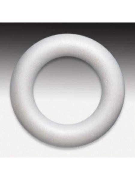 Кольцо из пенопласта 15,5см (внутр размер 9 см)