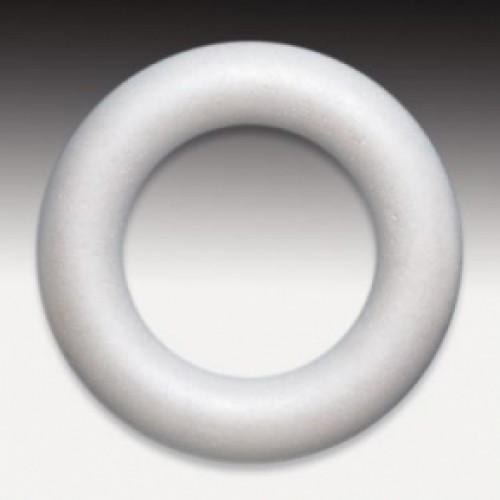 Кольцо из пенопласта 23см (внутр размер 17 см)