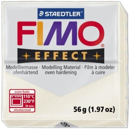 Полимерная глина FIMO effect,57гр,металлик жемчуг-08