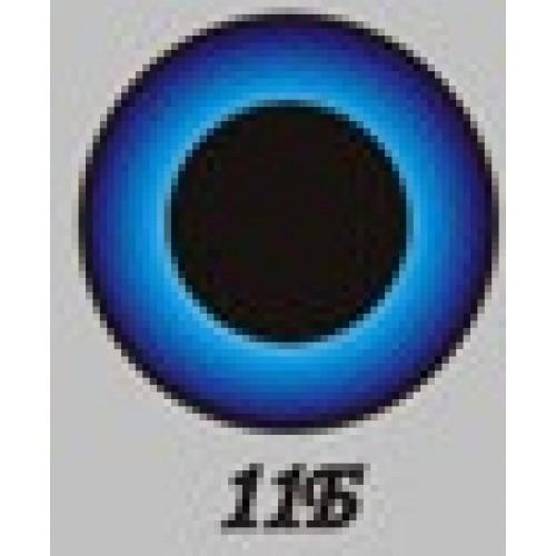 Глазки для игрушек,пришивные-8мм-№11Б,цена за пару