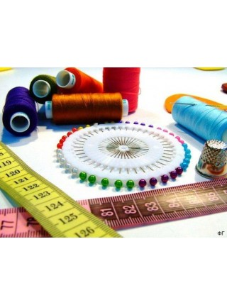 Товары для шитья,аппликации