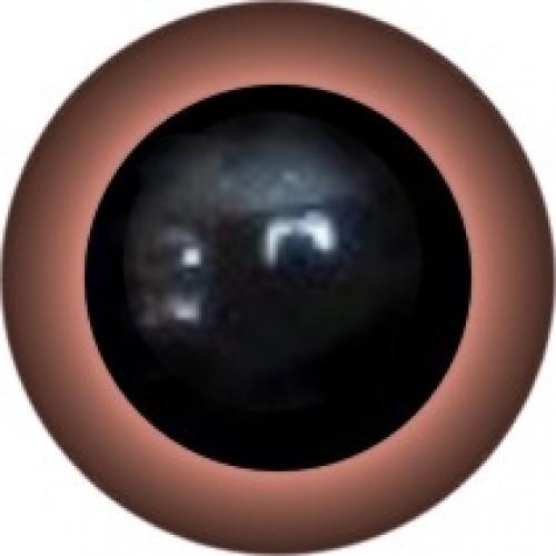 Глазки для игрушек,пришивные-10мм-№3Б,цена за пару
