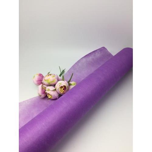 Фетр флористический;фиолетовый, цена за 1 метр