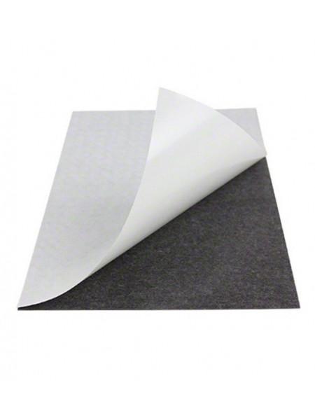 Магнитный лист с клеевым слоем,20*12см,цена за 1 шт