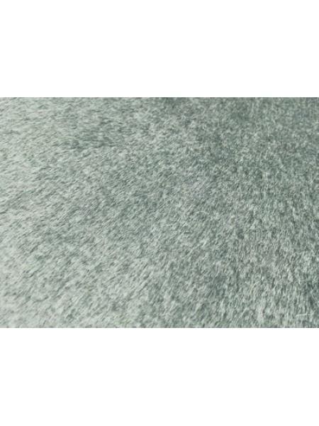 """Мех """"Элит"""" ворс 8мм (20%х/б -80% акрил), 45см*50см, цв.серо-голубой, Италия"""