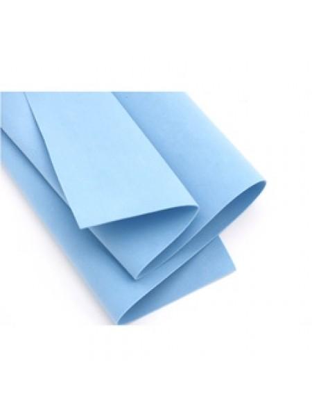 Фоамиран 2мм,Светло-голубой, цена за 1 лист