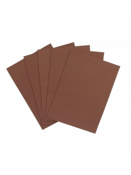 Фоамиран 2мм,тёмно-коричневый,цена за 1 лист