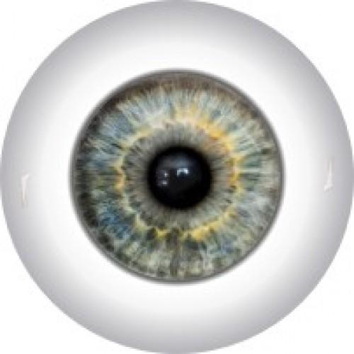 8 мм-Глаза для кукол-Средняя радужка