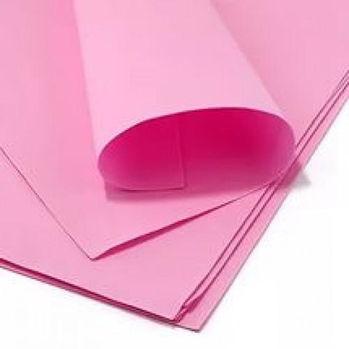 Фоамиран 2мм,Розовый , цена за 1 лист