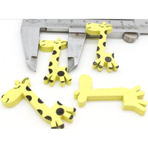 """Пуговица """"Жираф"""",цена за 1 шт"""