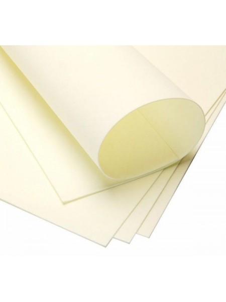 Зефирный фоамиран.молочный, 50*50 см