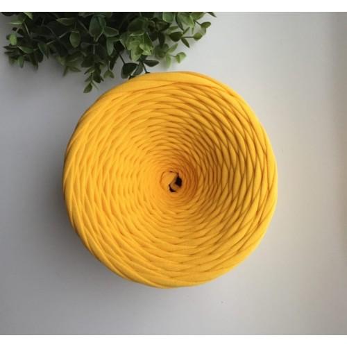 Трикотажная пряжа ТаКо, цв-яичный желток