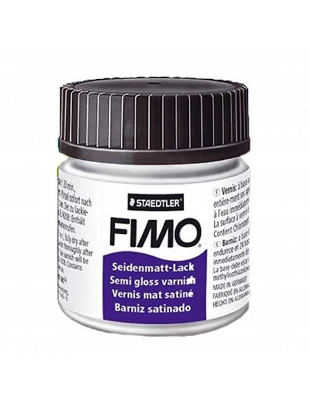 Полуматовый лак FIMO на водной основе, 35 мл,пр-во Германия