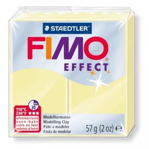 Полимерная глина FIMO effect,57гр,ваниль