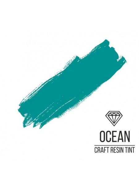 Краситель для смолы CraftResinTint-Океанический,10 мм