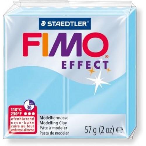 Полимерная глина FIMO effect, 57гр,пастель-вода