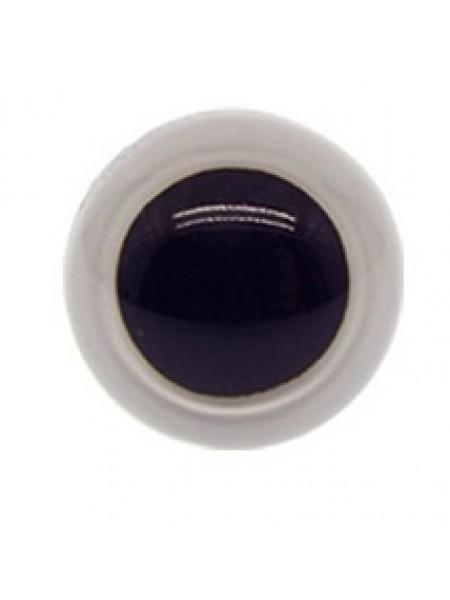 Глазки безопасные,,цв-серый,16 мм,цена за пару