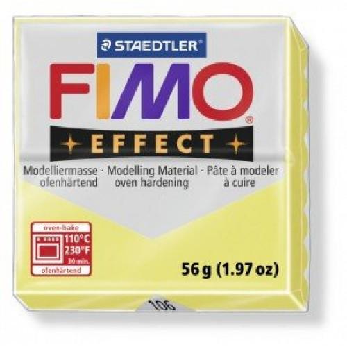Полимерная глина FIMO effect,57гр,цитрин