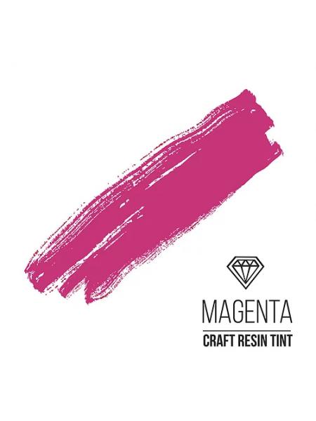 Краситель для смолы CraftResinTint-Маджента,10 мм