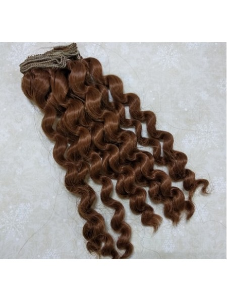 Трессы-завиток(волосы для кукол) -15-18СМ