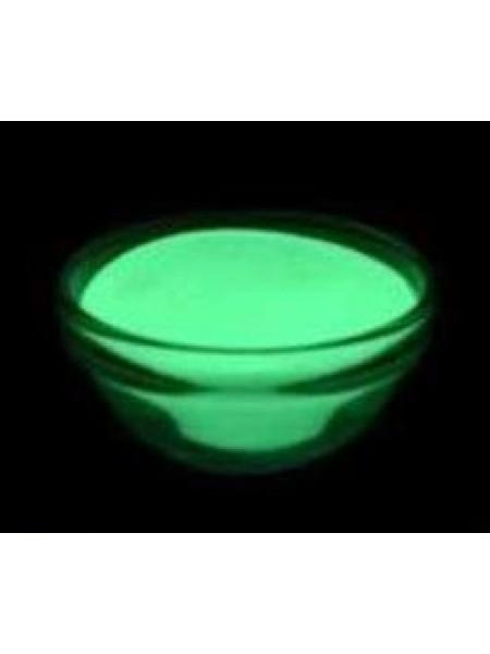Люминофор желто-зелёный. 10 гр