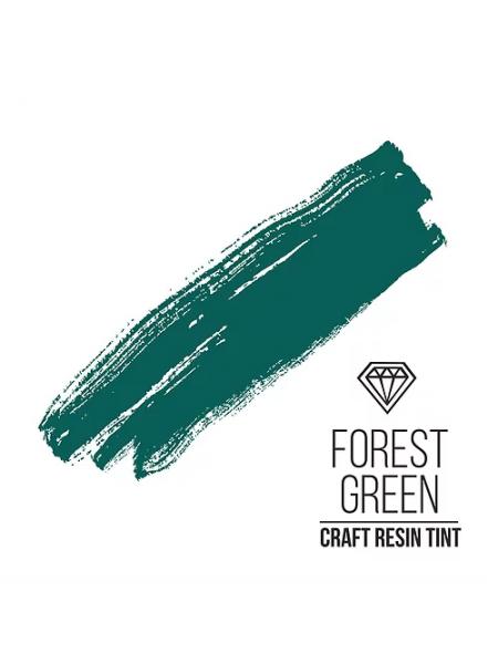 Краситель для смолы CraftResinTint-Лесной зелёный10 мм