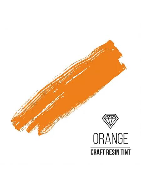 Краситель для смолы CraftResinTint-Оранжевый,10 мм