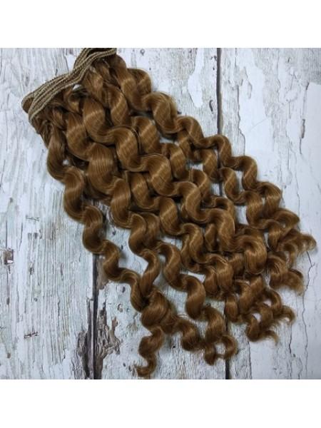 Трессы-завиток(волосы для кукол 15-18СМ
