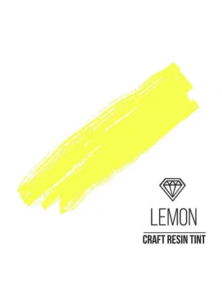Краситель для смолы CraftResinTint-Лимонный,10 мм