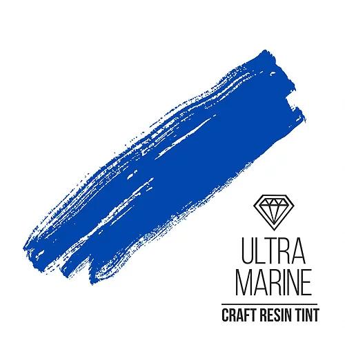 Краситель для смолы CraftResinTint-Ультрамарин,10 мм
