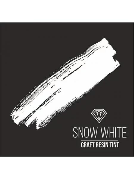 Краситель для смолы CraftResinTint-Белый,10 мм