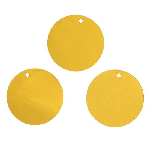 Пайетки крупные,25мм,10гр,цв- золото, А300-а11