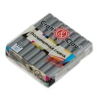 Полимерная глина Craft&Clay-металлик-цв-алюминий