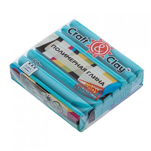 Полимерная глина Craft&Clay,цв-крымский голубой