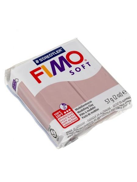Полимерная глина Фимо FIMO soft -античная роза -20