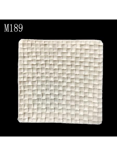 Силиконовый текстурный коврик для глины-М189