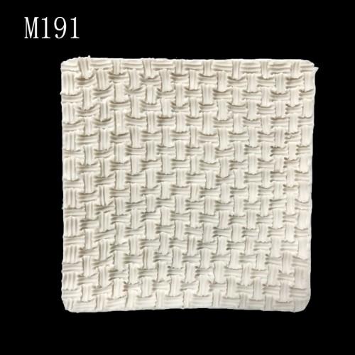 Силиконовый текстурный коврик для глины-м191