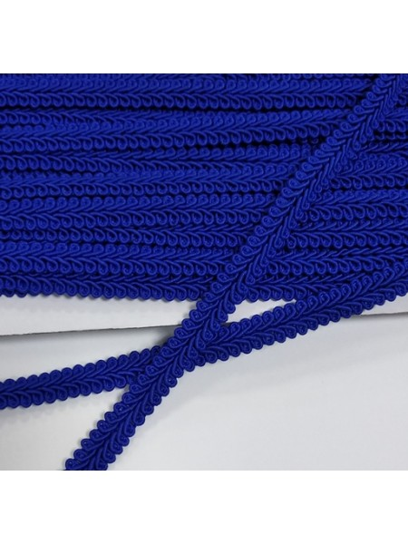 Тесьма Булет,цв-тёмно-синий. шир 11 мм,цена за 1 м