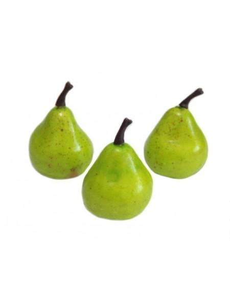 Груша декоративная - зелёная,1шт