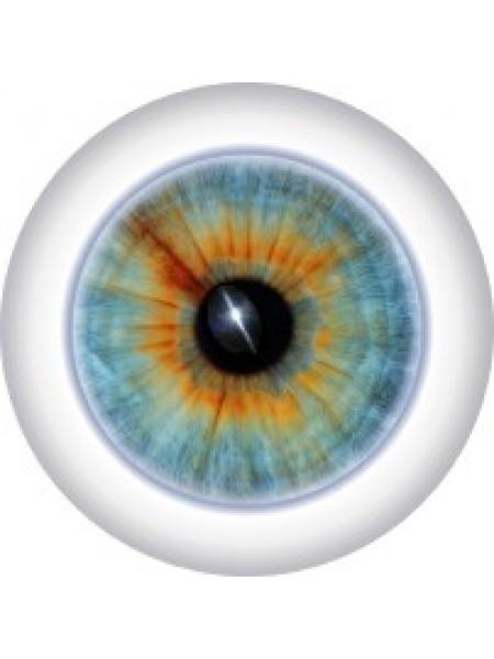 10 мм-Глаза для кукол-№7,цена за пару