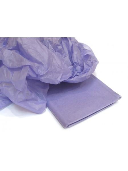 Папиросная бумага тишью,сиреневая,цена за 10 листов