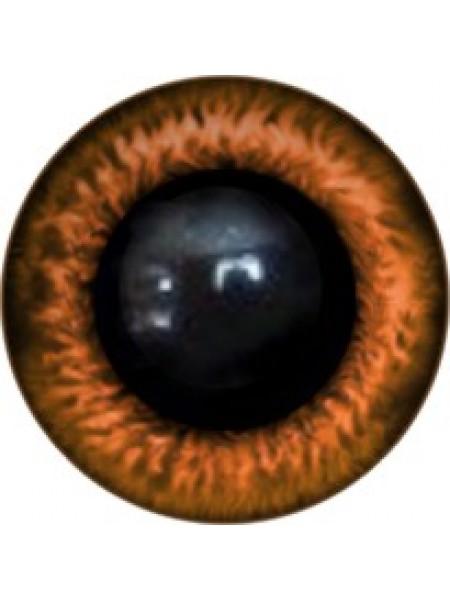 Глаза винтовые на штырьке 12 мм,цена за пару