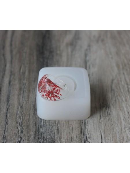 """Силиконовый молд """"кольцо высокое """",18,5 мм"""