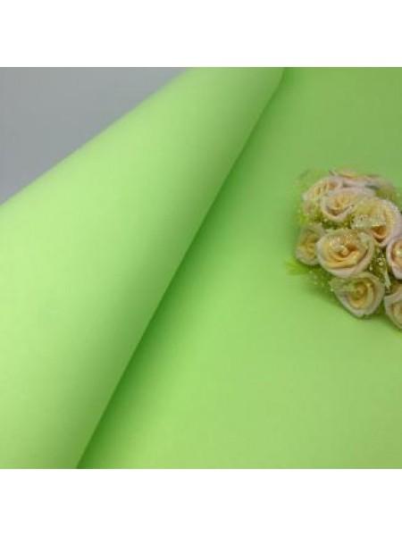 Зефирный фоамиран.салатовый, 50*50 см