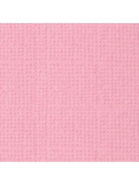 Бумага текстурированная-PST-Сладкая вата (св.розовый),30,5*30,5 см,цена за 1 лист
