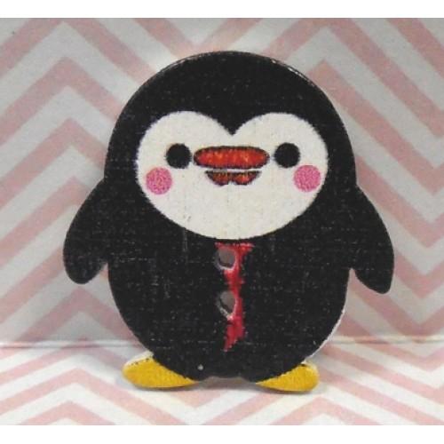 "Пуговицы ""Пингвин""№3,цена за 1 шт"